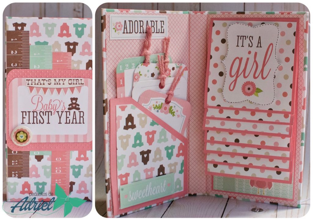 Foto folios scrap ideales para regalar